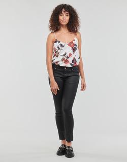 Abbigliamento Donna Pantaloni 5 tasche Yurban HENDUI Nero