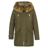 Abbigliamento Donna Parka Betty London HARI Kaki
