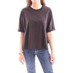Abbigliamento Donna T-shirt maniche corte Phillip Lim T-SHIRT OVER 3.1 Black