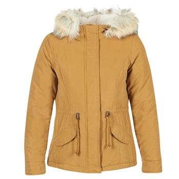 Abbigliamento Donna Parka Only NEW LUCA Mostarda