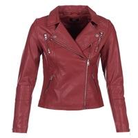 Abbigliamento Donna Giacca in cuoio / simil cuoio Only MADDY Rosso