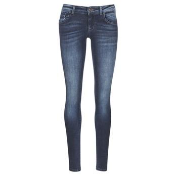 Abbigliamento Donna Jeans slim Only DYLAN Blu / SCURO