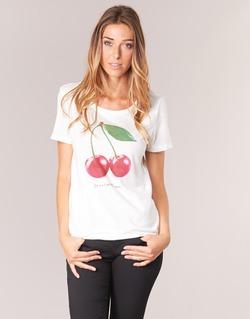 Abbigliamento Donna T-shirt maniche corte Only MELON Bianco