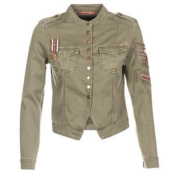 Abbigliamento Donna Giacche / Blazer Only NEW AUSTIN KAKI