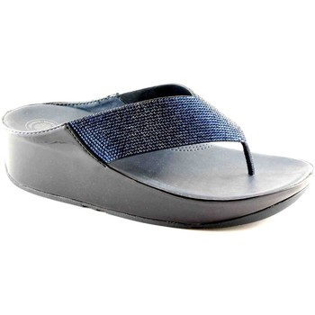 Scarpe Donna Infradito FitFlop CRYSTALL B36097 super navy blu donna ciabatte infradito comfort Blu