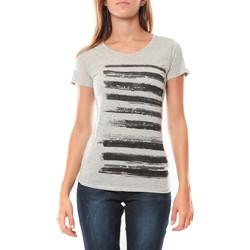 Abbigliamento Donna T-shirt maniche corte LuluCastagnette Tee shirt Pali Gris Grigio