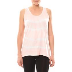 Abbigliamento Donna Top / Blusa LuluCastagnette Débardeur HIPPY Poudre/Blanc Bianco
