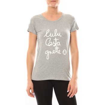 Abbigliamento Donna T-shirt maniche corte LuluCastagnette T-shirt Muse Gris Grigio