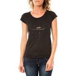 Abbigliamento Donna T-shirt maniche corte LuluCastagnette T-shirt Chicos Noir Nero