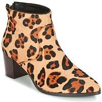 Scarpe Donna Stivaletti Bocage MELODY Leopard