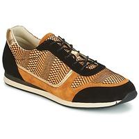 Scarpe Donna Sneakers basse Bocage LAURETTE Nero / Ocre