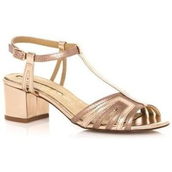 Step n Style Sandali Donna Cream Gold, (Cream Gold), 41