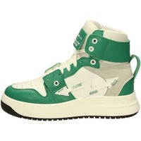 Scarpe Donna Sneakers alte Cr03 KING PARROT Bianco
