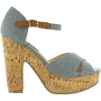 Scarpe Donna Sandali Refresh 63254 Azul