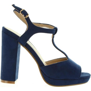 Scarpe Donna Sandali Refresh 63587 Azul