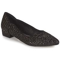 Scarpe Donna Ballerine Ravel  Black-glitter