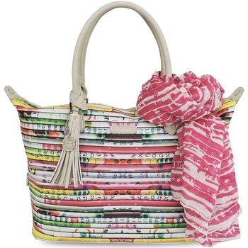 Borse Donna Tote bag / Borsa shopping L'atelier Du Sac 5082 Borse grandi Accessori Multicolor Multicolor