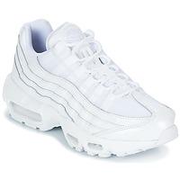Scarpe Donna Sneakers basse Nike AIR MAX 95 W Bianco