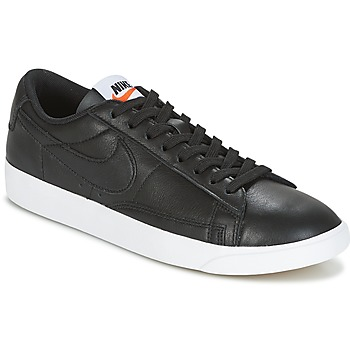 Scarpe Donna Sneakers basse Nike BLAZER LOW LEATHER W Nero