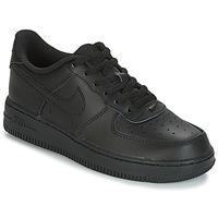 Scarpe Bambino Sneakers basse Nike AIR FORCE 1 CADET Nero