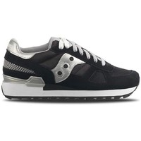Scarpe Donna Sneakers basse Saucony SHADOW NERO - ARGENTO Black
