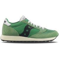 Scarpe Uomo Sneakers basse Saucony ORIGINALS VINTAGE VERDE - BLU Green