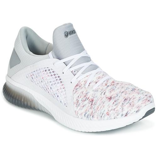 Sneakers Scarpe uomo Asics KENUN KNIT Bianco Tessuto 6362715