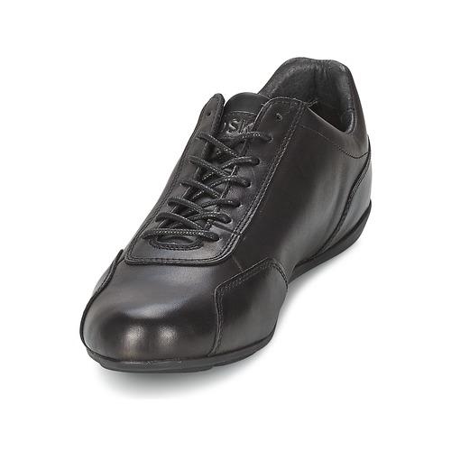 Uomo Redskins Sneakers Basse Guiz Nero qMzSUVp