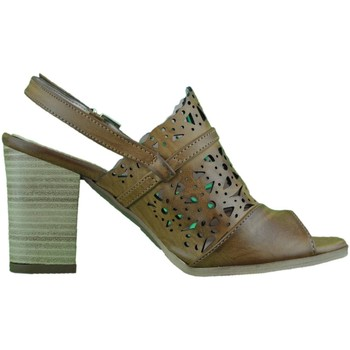 Scarpe Donna Sandali Inart...donna Sandali donna open toe fasciati cuoio made in Italy White