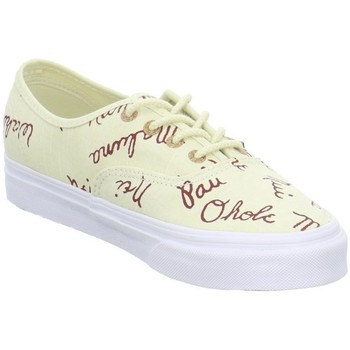 Scarpe Uomo Sneakers basse Vans Authentic Unisex Low Bianco