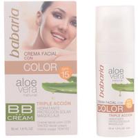 Bellezza Donna Trucco BB & creme CC Babaria Aloe Vera Bb Cream Spf15  50 ml