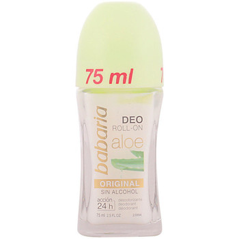 Bellezza Uomo Deodoranti Babaria Aloe Vera Original Deo Roll-on  75 ml