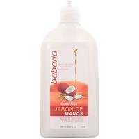 Bellezza Corpo e Bagno Babaria Aloe Vera & Coco Jabón Líquido Manos  500 ml