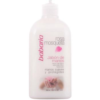 Bellezza Corpo e Bagno Babaria Rosa Mosqueta Jabón De Manos  500 ml