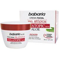 Bellezza Idratanti e nutrienti Babaria Piel Atopica Aloe Vera Crema Facial 0%  50 ml
