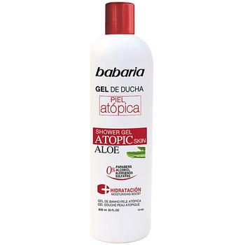 Bellezza Corpo e Bagno Babaria Piel Atopica Aloe Vera Gel De Ducha 0%  600 ml
