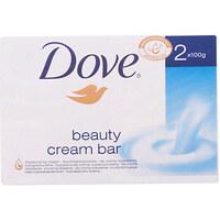 Bellezza Corpo e Bagno Dove Jabon Crema Hidratante Lote 2 X 100 Gr 2 x 100 g