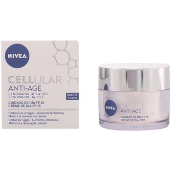Bellezza Donna Antietà & Antirughe Nivea Cellular Anti-age Day Cream Spf15  50 ml