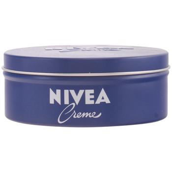 Bellezza Idratanti e nutrienti Nivea Lata Azul Crema  400 ml