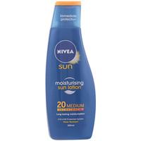 Bellezza Protezione solare Nivea Sun Protege&hidrata Leche Spf20  200 ml