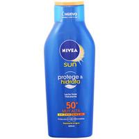 Bellezza Protezione solare Nivea Sun Protege&hidrata Leche Spf50+ 400 ml