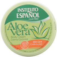 Bellezza Idratanti & nutrienti Instituto Español Aloe Vera Crema Corporal  400 ml