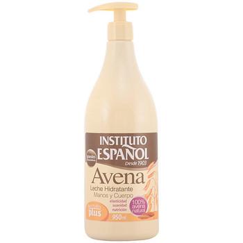 Bellezza Idratanti & nutrienti Instituto Español Avena Leche Hidratante Dosificadora  950 ml