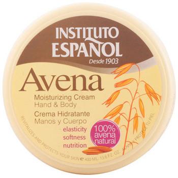 Bellezza Idratanti & nutrienti Instituto Español Avena Crema Hidratante  400 ml