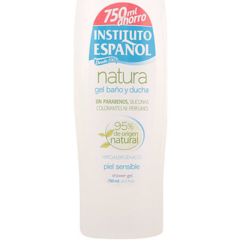 Bellezza Corpo e Bagno Instituto Español Natura Gel De Ducha Piel Sensible 750  Ml 750 ml
