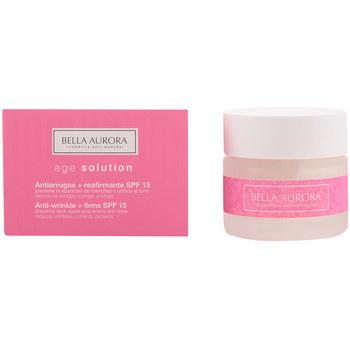 Bellezza Donna Idratanti e nutrienti Bella Aurora Age Solution Antiarrugas & Reafirmante Spf15