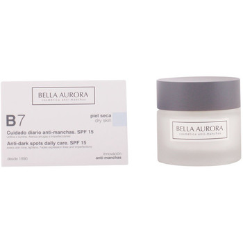 Bellezza Donna Idratanti e nutrienti Bella Aurora B7 Antimanchas Regenerador Aclarante Spf15  50 ml
