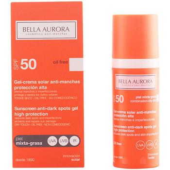 Bellezza Protezione solari Bella Aurora Solar Gel Anti-manchas Mixta/grasa Spf50