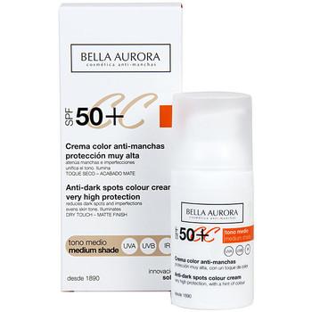 Bellezza Donna Idratanti e nutrienti Bella Aurora Cc Cream Anti-manchas Tono Medio Spf50+