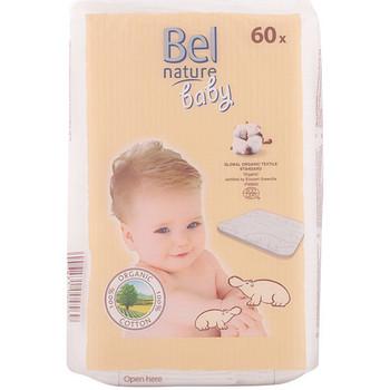 Bellezza Detergenti e struccanti Bel Nature Ecocert Maxi Discos Bebé Algodón 100% Orgánico 60 Pz